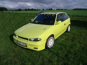 Astra Opel Opa